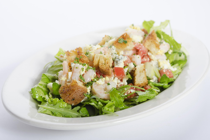 Gorgonzola-Shrimp-Salad
